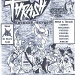 THRASH FLYER